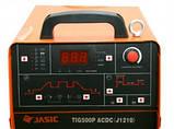 Инверторная установка аргоно-дуговой сварки Jasic TIG-500PACDC(J1210) AC/DC (380В), фото 2