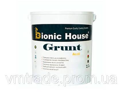 Акриловая грунтовка-антисептик Bionic House 10 л