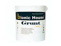 Акриловая грунтовка-антисептик для дерева (Bionic House) 10 л