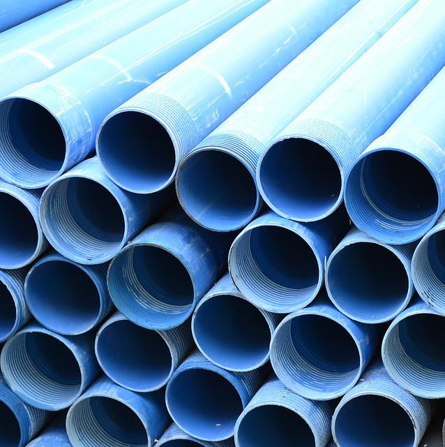 Обсадная труба для скважин Ø 200 мм, стенка 6.5 мм