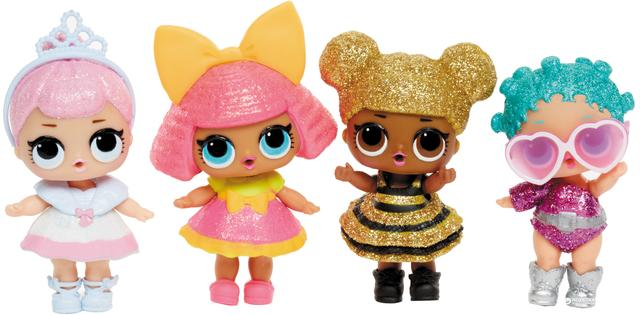Куклы лол (LOL surprise dolls) кукла-сюрприз, кукла кекс (Cupcake surprise)