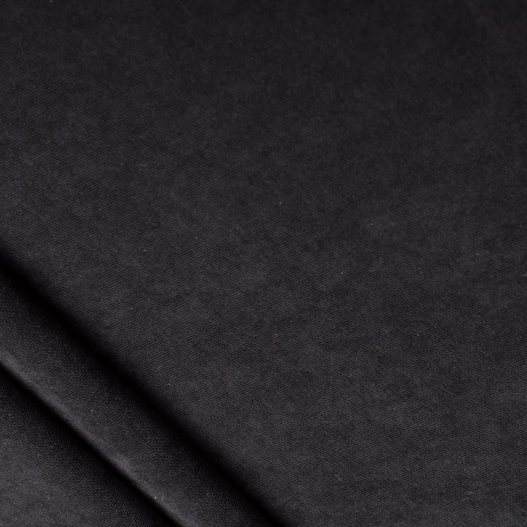 Ткань для штор черная Dream