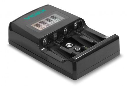 Зарядное устройство VIDEX VCH-ND400 black