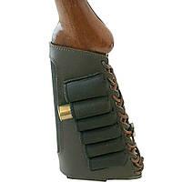 МНПШ-г Муфта на приклад для гладкоствольного оружия (натуральная кожа)