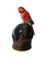 Наперсток коллекционный Попугай