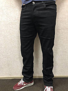 Мужские джинсы черные 27-33 Vigoocc