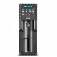 Зарядное устройство универсальное VIDEX VCH-U100 black