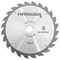 Диск пильный Haisser 250х30мм - 60 зуб. (дерево)