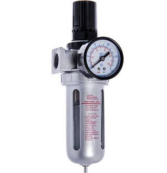 """Фильтр очистки воздуха с редуктором (PROFI) 1/2""""   AIRKRAFT  SFR400  AFR804"""