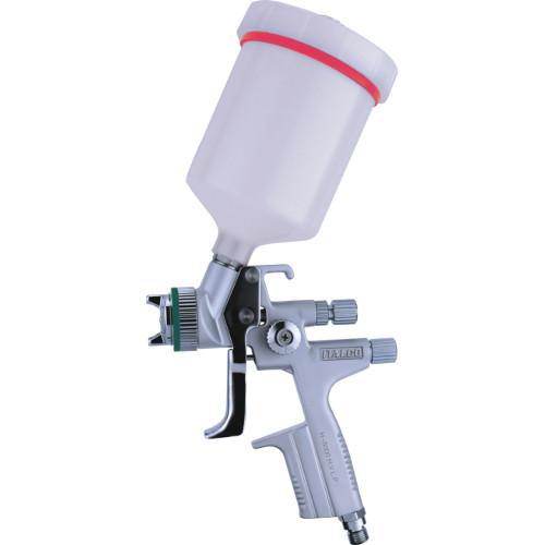 Пневматичний фарборозпилювач LVMP верх.пласт.бачок 600мл, форсунка-1,4 мм ITALCO H-5000-1.4 LM