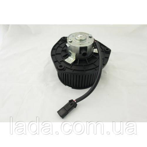 Электродвигатель отопителя ВАЗ 2110, ВАЗ 2111, ВАЗ 2112, ВАЗ 2170, 2171, ВАЗ 2172, Приора