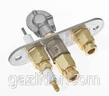 Пилотная горелка 1443-100 (без электрода) (аналог SIT 0160-105)