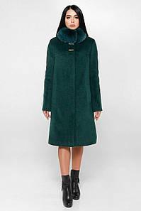 Женское пальто FT  П-990 н/м Ibico Тон 268