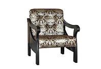 Крісло в вітальню з натурального дерева Герцог Скіф, фото 1