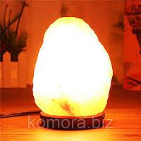 Соляная лампа «Скала» 6-8кг
