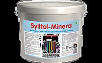 Кварцевая грунтовка и финишное покрытие Sylitol-Minera 22 кг