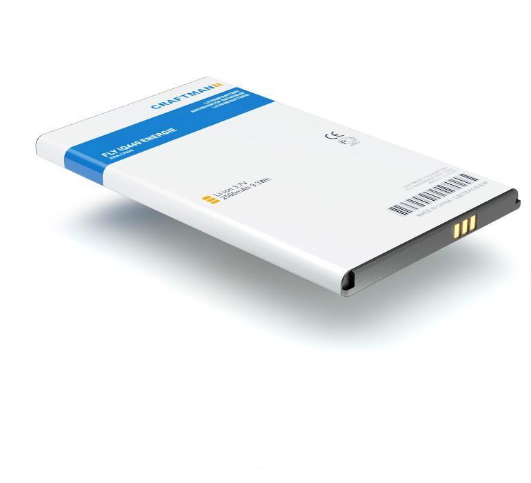 Акумулятор батарея для FLY IQ440 ENERGIE (BL4015) Craftmann