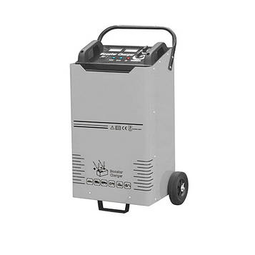 Пуско-зарядний пристрій 12/24V, пусковий струм 500A, 220V G. I. KRAFT GI35112