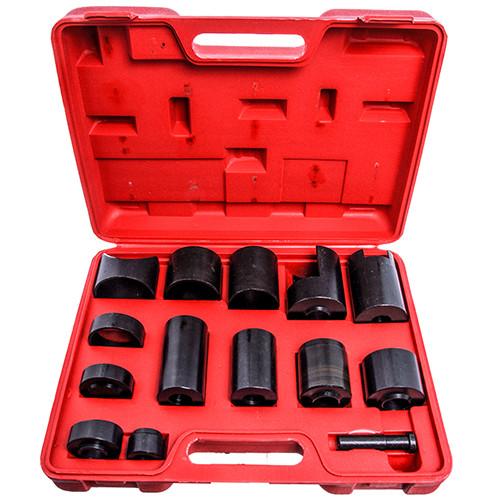 Комплект для зняття/установки кульових опор універсальний HESHITOOLS HS-E3463