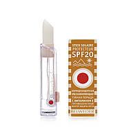 Солнцезащитная увлажняющая губная помада Belweder с витамином Е SPF 20 3,5 г