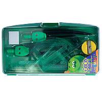 Готовальня SMART 9 предметів, зелений