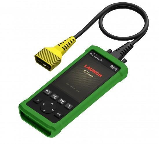 Автомобильный сканер Creader-981