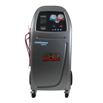 Установка для обслуговування кондиціонерів (автоматичне) з принтером ROBINAIR AC690PRO