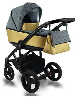 Детская коляска 2 в 1 универсальная Bexa Light FL-16 (Бекса лайт, Польша)