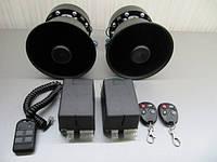 VIP сигнал  400 SR  , сирена 400 Вт выходная мощность - два динамика, фото 1