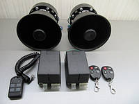 VIP сигнал  600 SR  , сирена 600 Вт выходная мощность - два динамика, фото 1