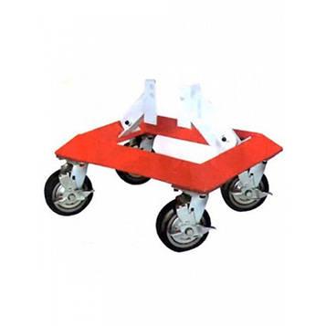 Візок під колесо для переміщення автомобіля професійна 1500 кг TORIN TRF0422