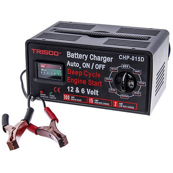 Пуско-зарядний пристрій TRISCO CHP-015D