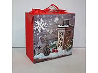 Пакет-коробочка 5075-3  27х27см