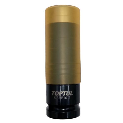 "Головка ударная длинная 1/2"" для шиномонтажа 19мм Pro-Series  TOPTUL KABP1619"