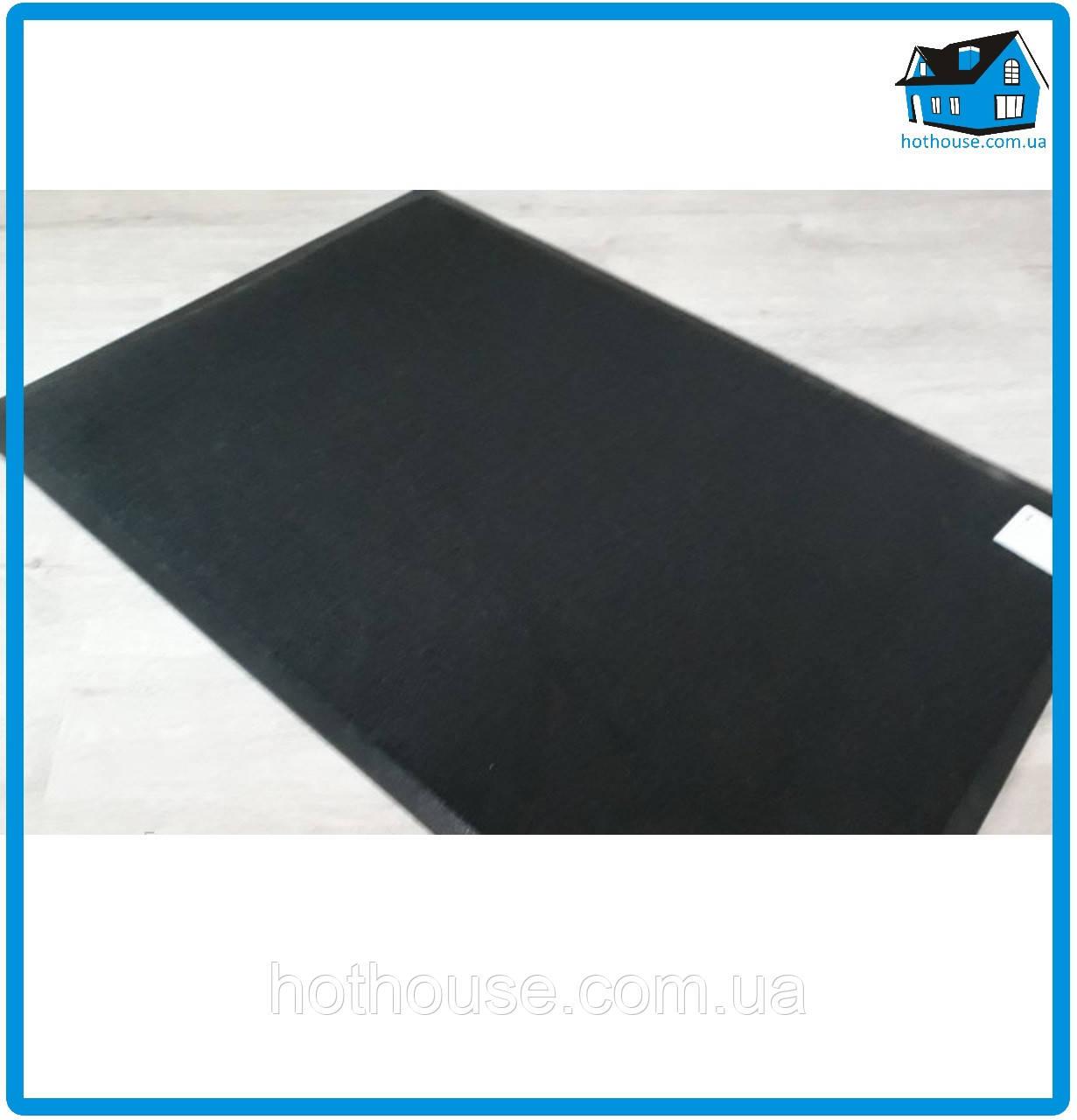 Коврик придверный с ворсовым покрытием 50*75*0.4 см