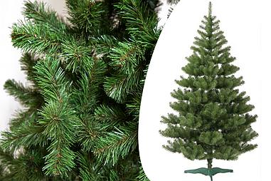 Елочка 75 см Сказка зеленая новогодняя искусственная с подставкой