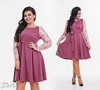 Женское модное платье  ДГс41151 (бат), фото 1