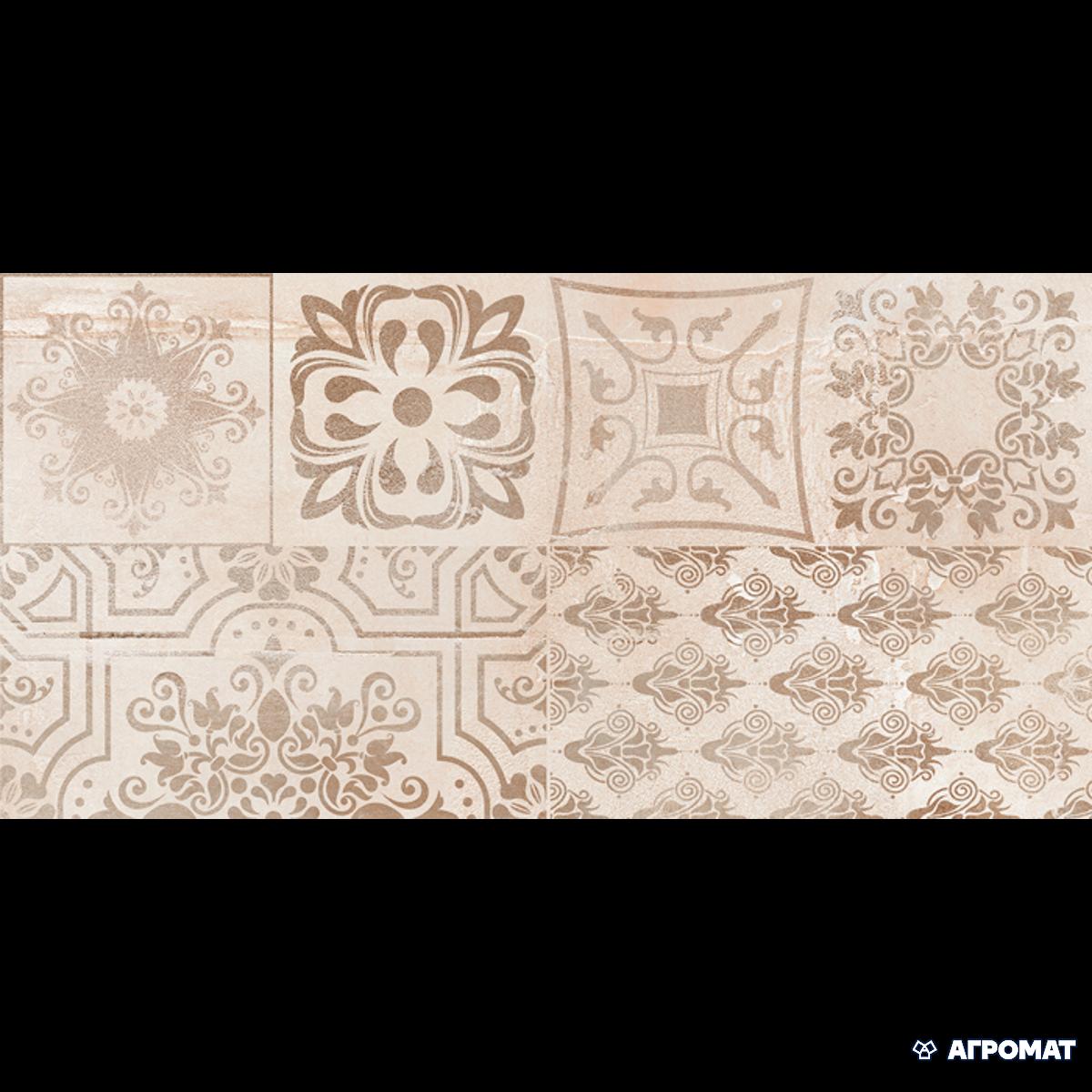Плитка Super Ceramica Discovery MARRON DECOR арт.(387966)