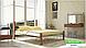 Металлическая кровать Кассандра на деревянных ножках ТМ «Металл-Дизайн», фото 4