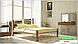 Металлическая кровать Кассандра на деревянных ножках ТМ «Металл-Дизайн», фото 6