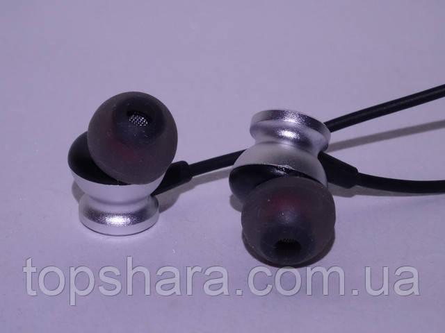 Наушники беспроводные Bluetooth с микрофоном BT M5-T18 магнит