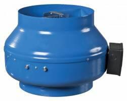 Канальный центробежный вентилятор Вентс ВКМ 200