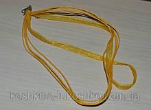 Шнурок для кулонов. комбинированый