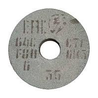 Круг шлифовальный 150х16х32 мм. зеленый 64С F46-80 СТ-СМ (карбид кремния)