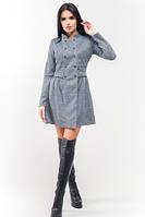 Эксклюзивное тёплое и демисезонное платье Селеста А1 ЛПС 1587