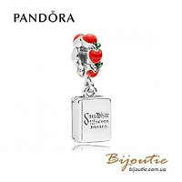 Pandora шарм-подвеска DISNEY КНИГА БЕЛОСНЕЖКА И СЕМЬ ГНОМОВ #797167ENMX серебро 925 Пандора оригинал