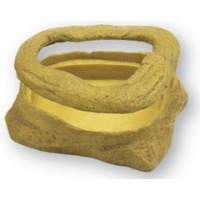 Hagen Exo Terra Buffalo Worm Feeder кормушка-камень для подвижного корма большая
