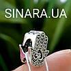 Шарм Хамса серебро 925 пробы - Хамса шарм Пандора серебряный, фото 3