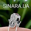 Шарм Хамса серебро 925 пробы - Хамса шарм Пандора серебряный, фото 2
