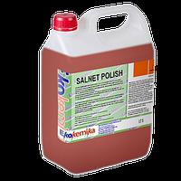 Слабощелочное моющее средство для мытья машинным и ручным способом Salnet Polish 5 кг Ekokemika